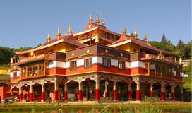 Le temble bouddhiste
